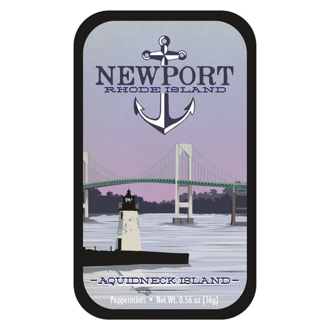 Newport Bridge Rhode Island - 0426S