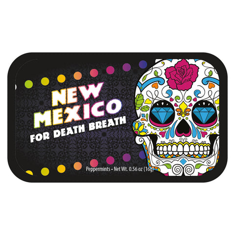 Sugar Skull New Mexico - 0438S