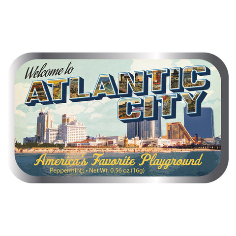 Atlantic City Letters - 0475S