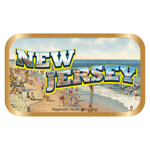 New Jersey Letters - 0513S