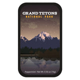 Tetons Night-sky - 0524S