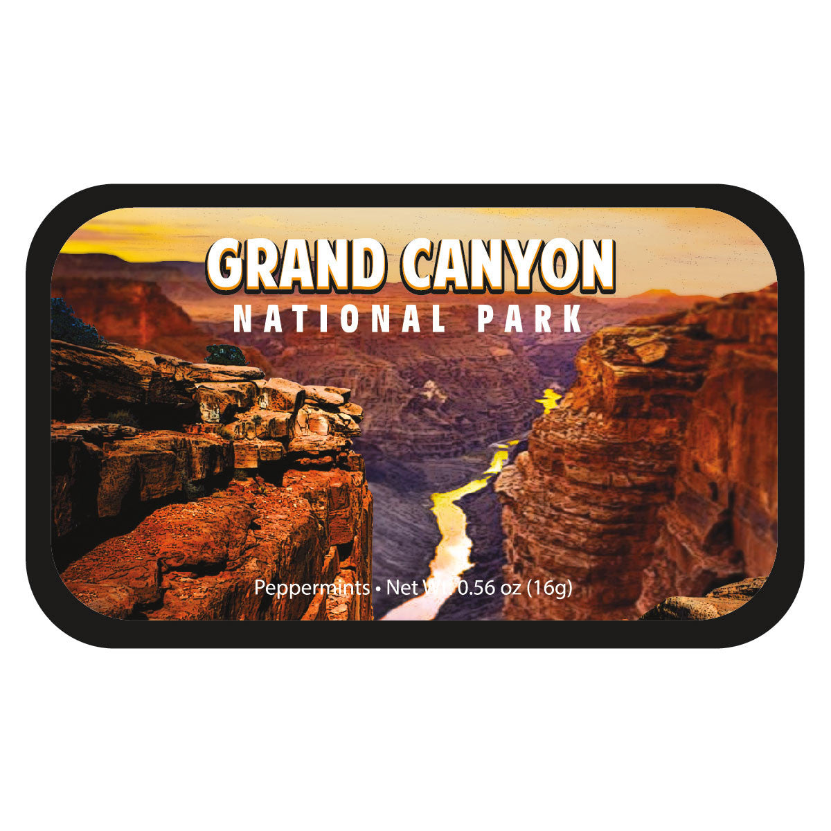 Grand Canyon Sunset - 0527S