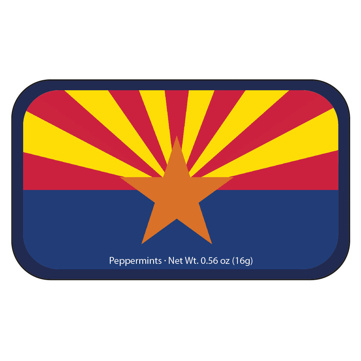 Arizona Flag - 0543S