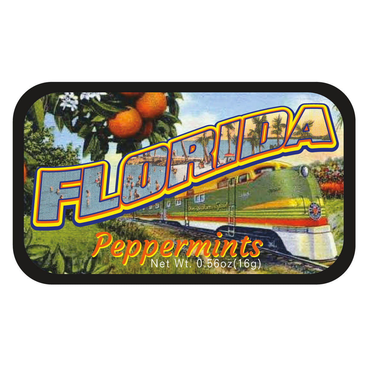 Florida Letters - 0572S