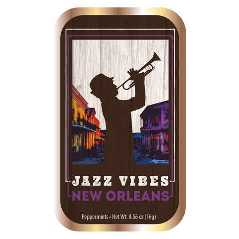 Jazz Vibes Louisiana - 0597S