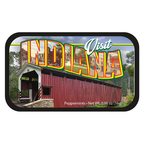Indiana Letters - 0600S