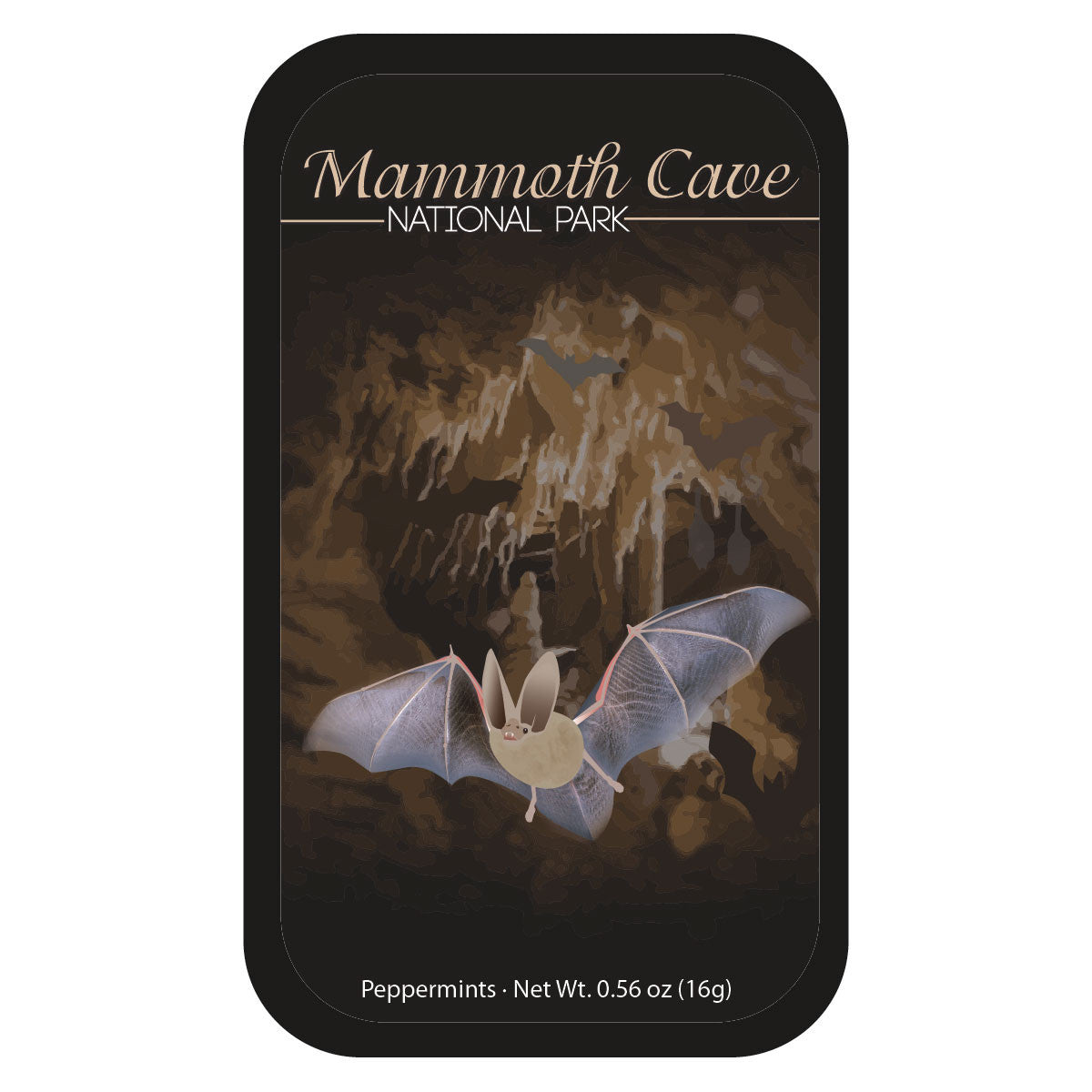 Mammoth Cave - 0601S