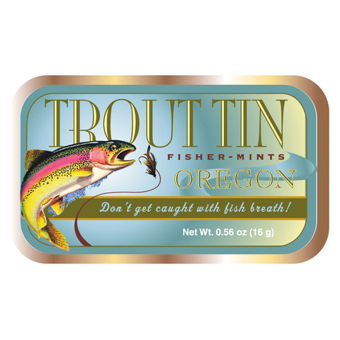 Trout Fishing Oregon - 0607S