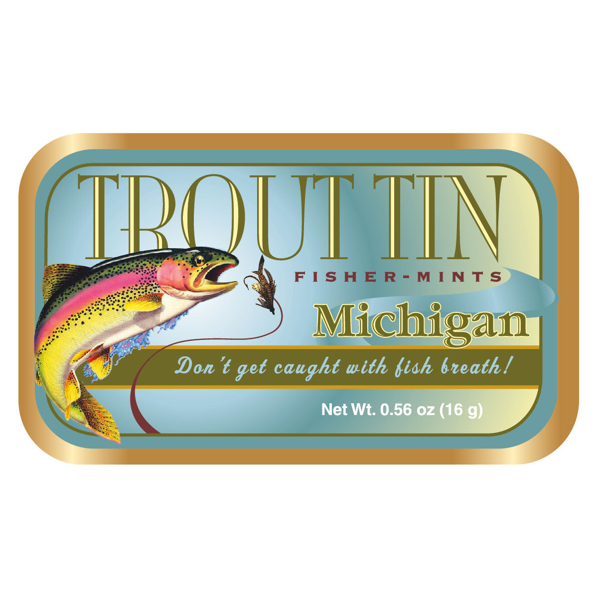 Trout Fishing Michigan - 0607S
