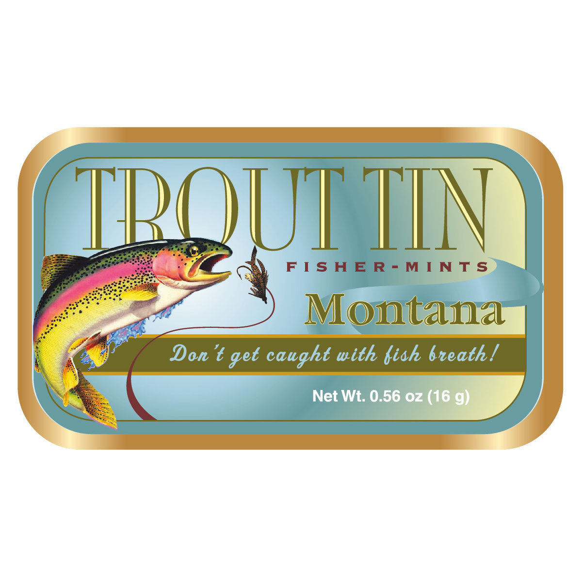 Trout Fishing Montana - 0607S