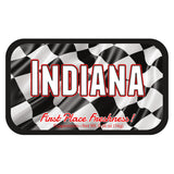 Indiana Checkered Flag - 0759S