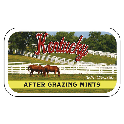 After Grazing Kentucky  - 0768S