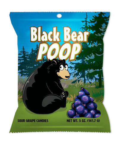 Black Bear Poop 0774P - DGB27329