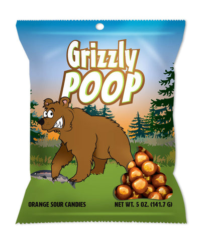 Grizzly Poop 0777P - DGB27333