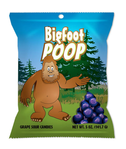 Bigfoot Poop 0808P - DGB27329