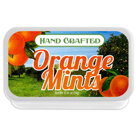 Orange Mints - 0873S