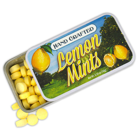 Lemon Mints - 0874S