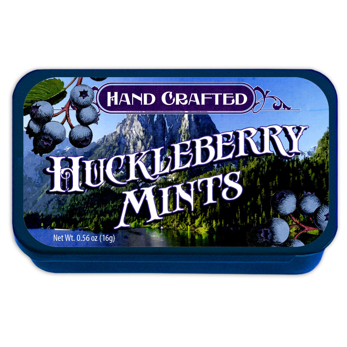Huckleberry Mints - 0875S
