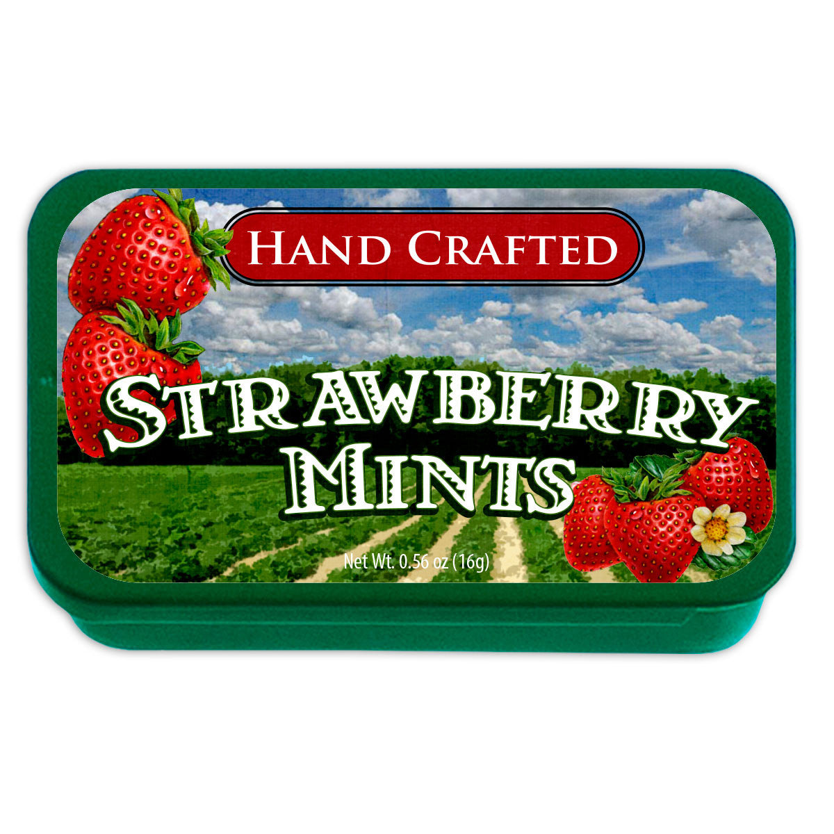 Strawberry Mints - 0876S
