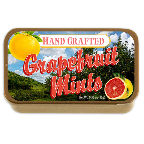 Grapefruit Mints - 0879S