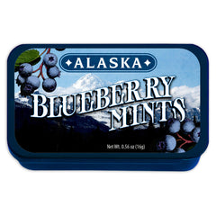 Blueberry Mints - 0880S
