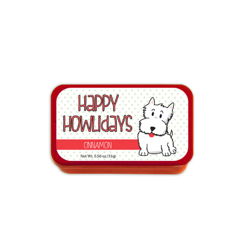 Happy Howlidays Slyder Tin
