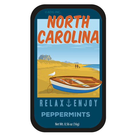 Relax and Enjoy North Carolina - 0927A