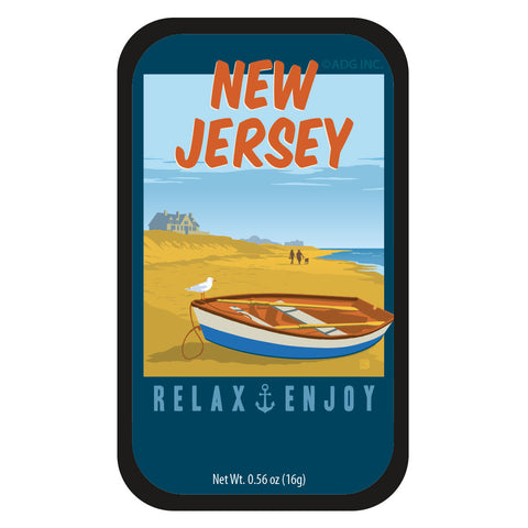 Relax and Enjoy New Jersey - 0927A
