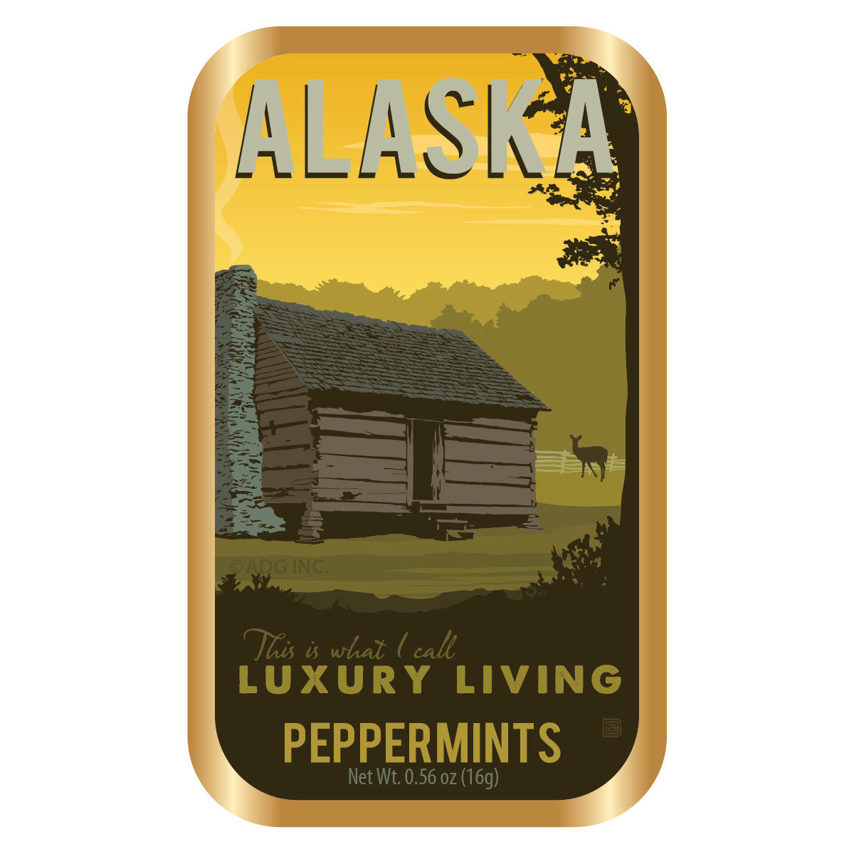 Luxury Cabin Alaska - 0930A