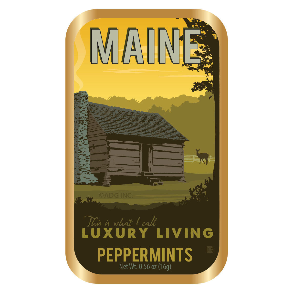 Luxury Living Maine - 0930A