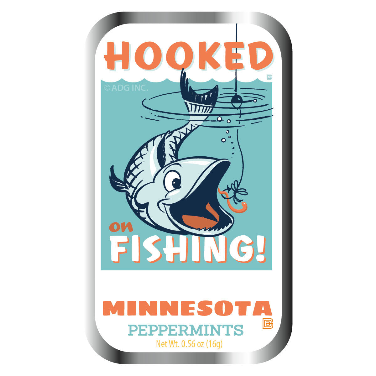 Hooked on Fishing Minnesota - 0933A