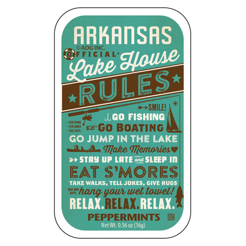 Official Lakehouse Arkansas - 0935A