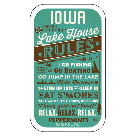 Official Lakehouse Iowa - 0935A