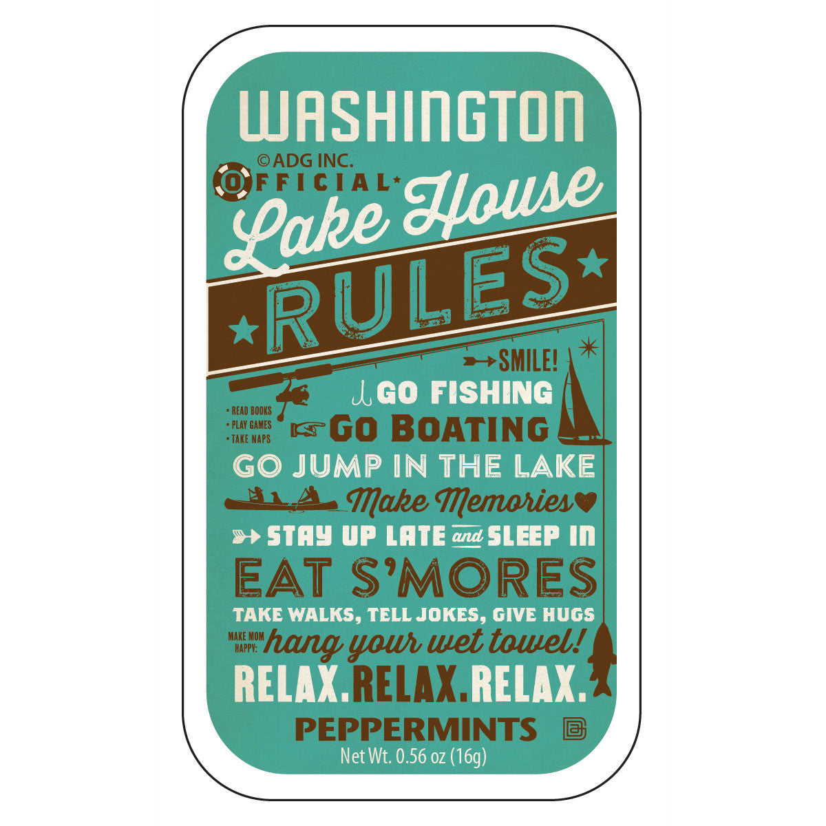 Official Lakehouse Washington - 0935A