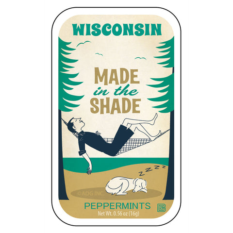 Made in the Shade Wisconsin - 0936A
