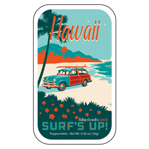 Surfs Up Hawaii - 0953A