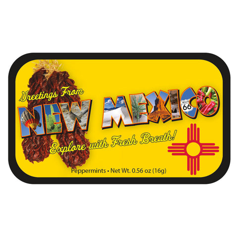 New Mexico Letters - 0999S