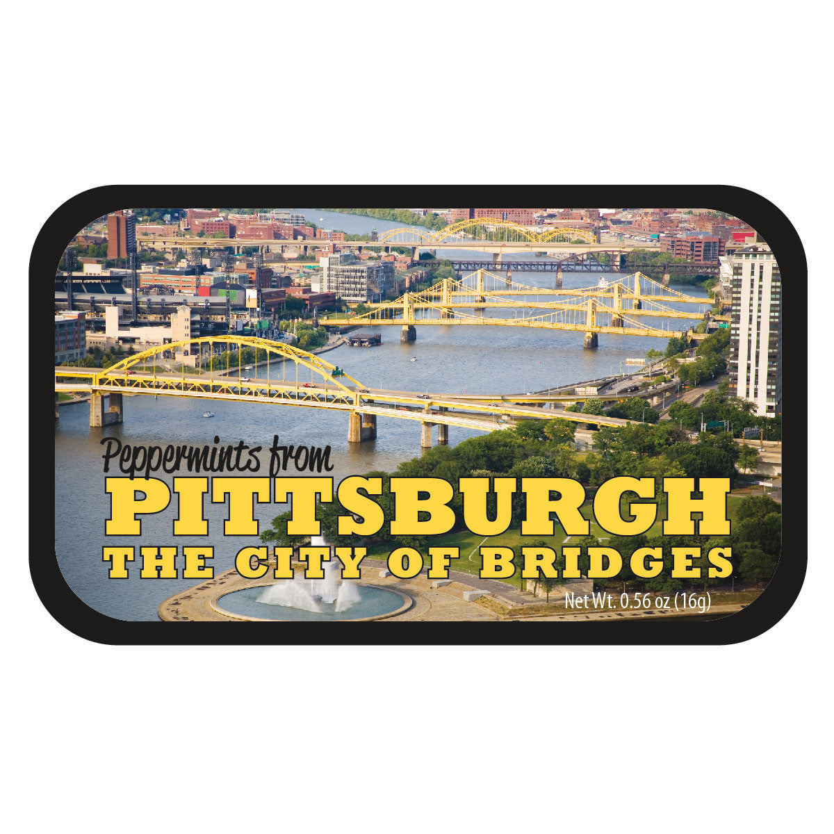 Pittsburg Bridges - 1033S