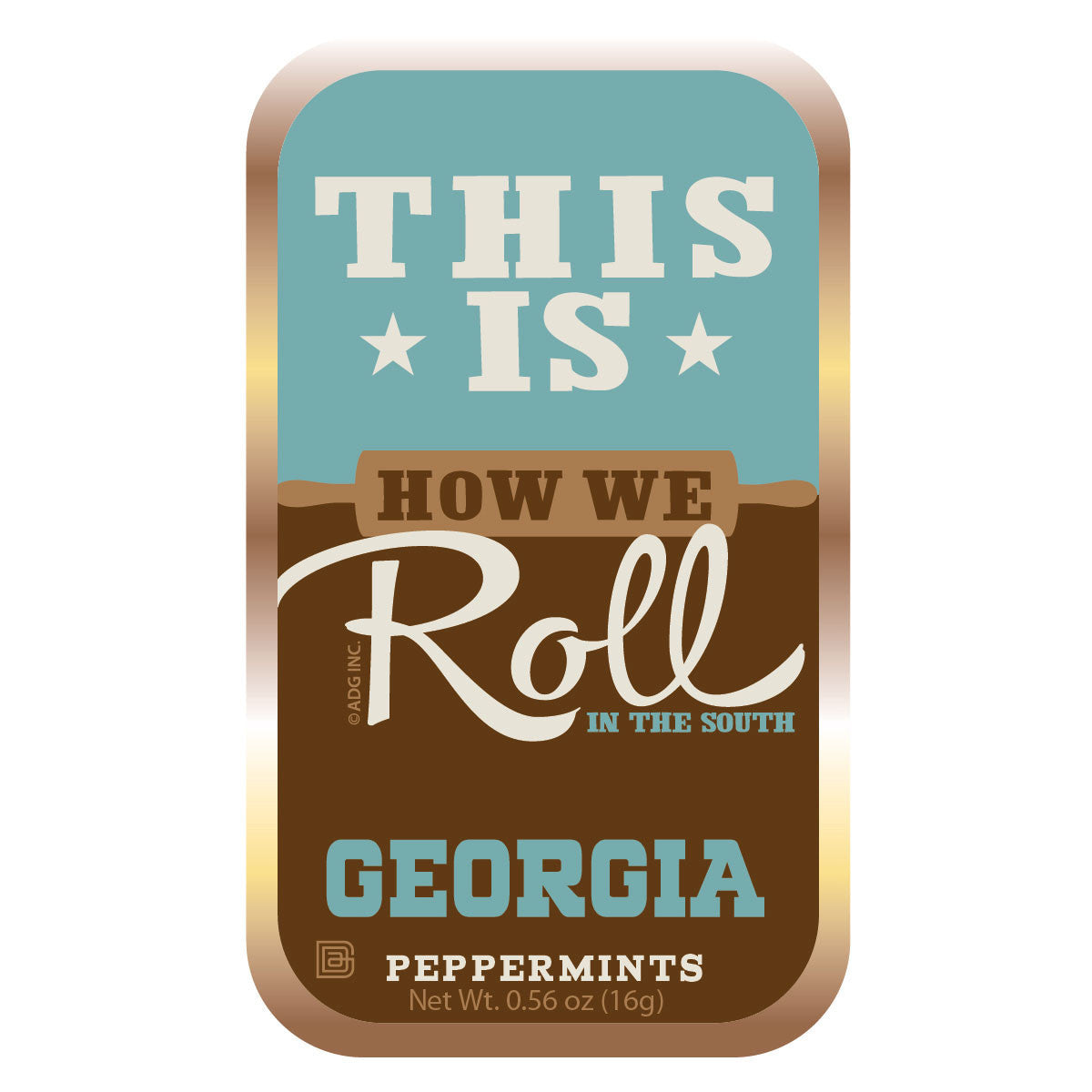 How We Roll Georgia - 01053A