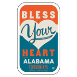 Bless your Heart Alabama - 1055A