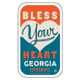 Bless Your Heart Georgia - 01055A