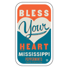 Bless Your Heart Mississippi - 1055A
