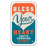 Bless Your Heart South Carolina - 1055A