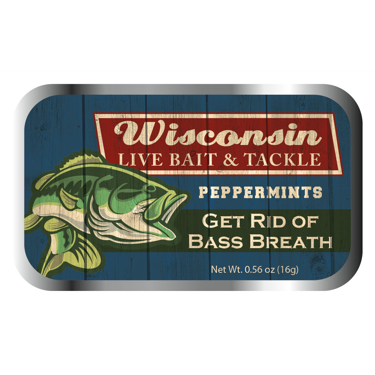 Wisconsin Bait and Tackle - 1065S