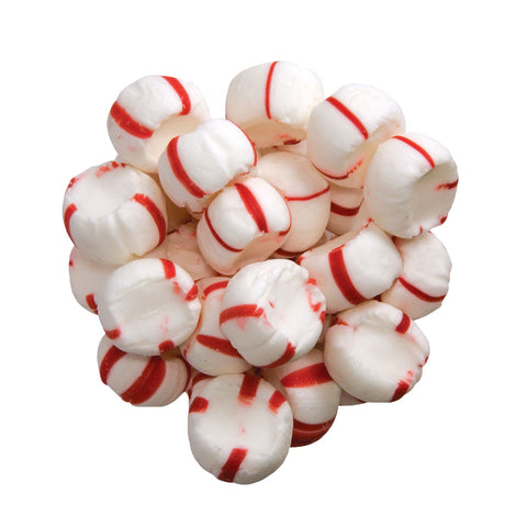 Peppermint Puffs Unwrapped