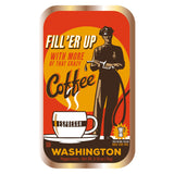 Coffee Fill Up Washington - 1284A
