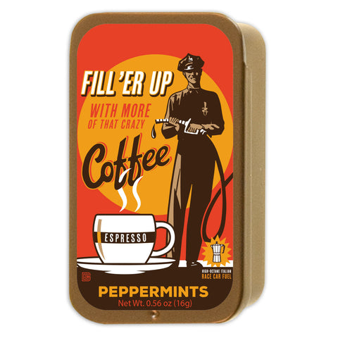 Fill'er Up Coffee - 1284A