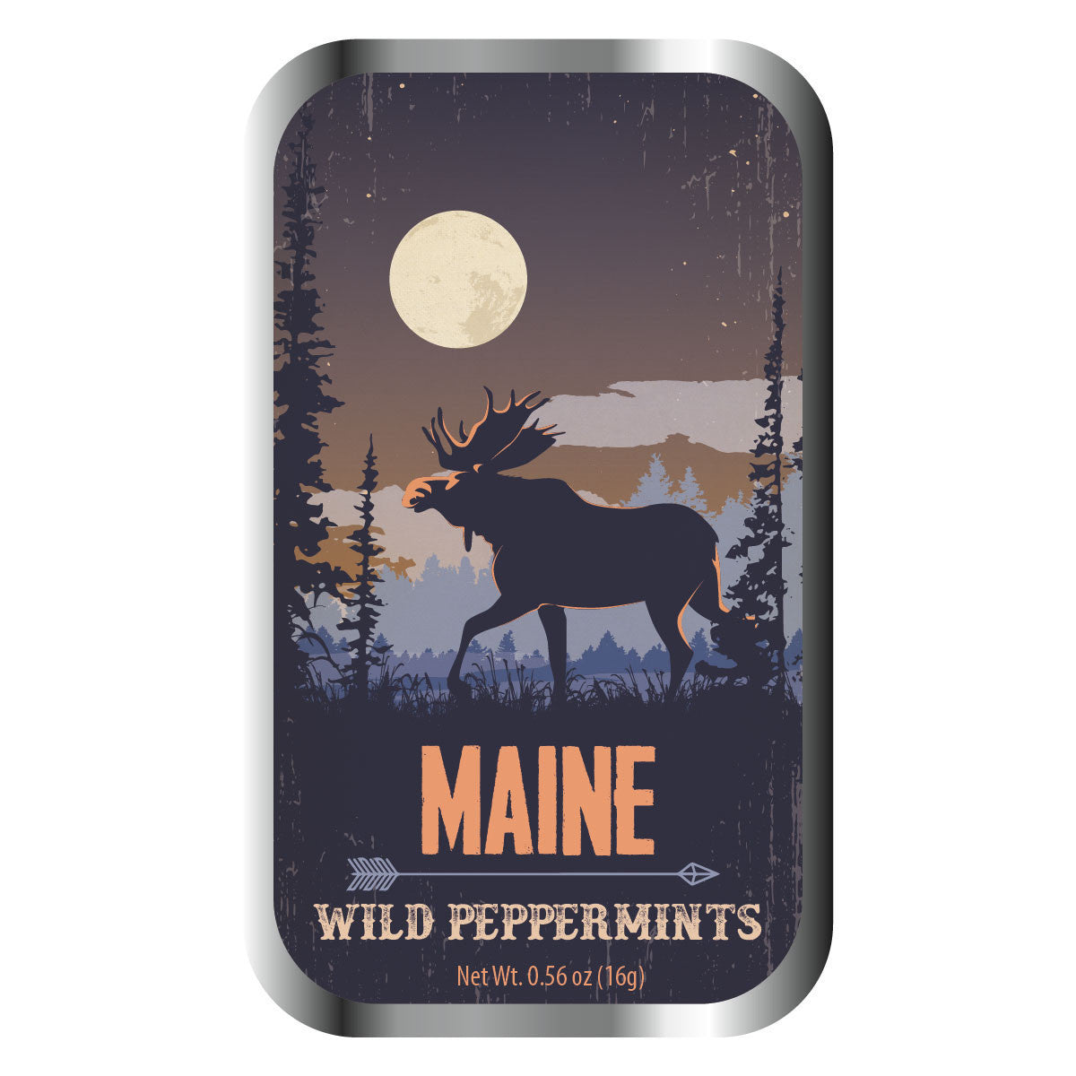 Northwoods Moose Maine - 1289S