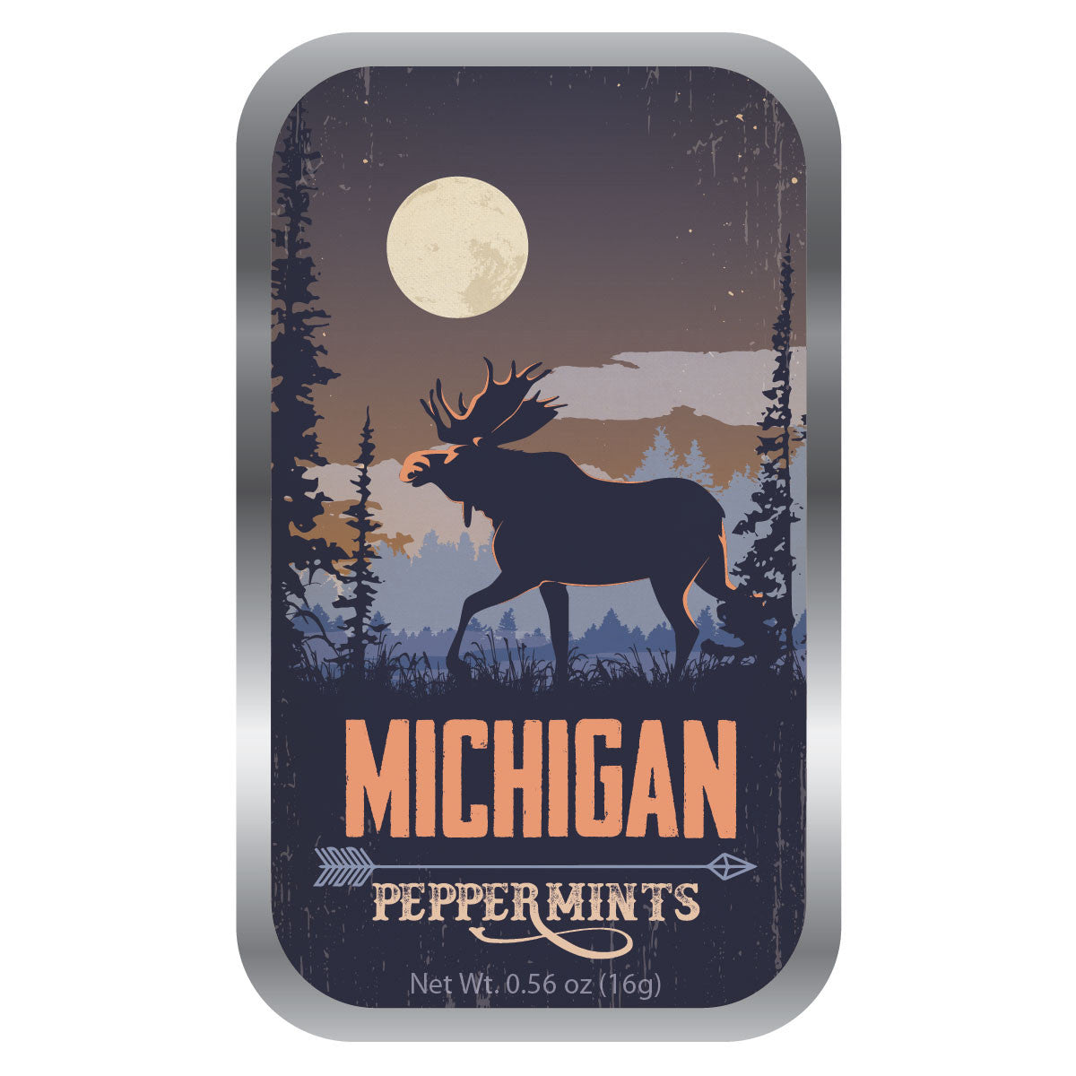 Northwoods Moose Michigan - 1289S