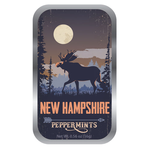 Northwoods Moose New Hampshire - 1289S